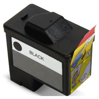 T0529 Ink Cartridge - Dell Remanufactured (Black)