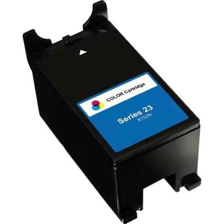 Series 23 Color Ink Cartridge - Dell Compatible (Color)