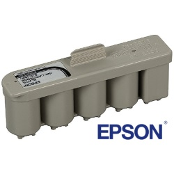 C33S020484 Ink Cartridge - Epson Genuine OEM (Black)
