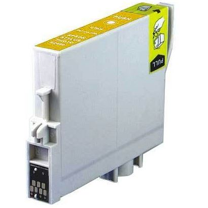 T059420 Ink Cartridge - Epson Remanufactured (Yellow)