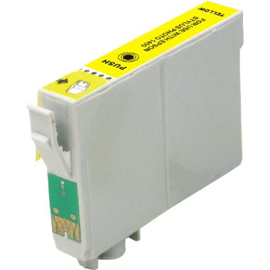 Remanufactured Epson T079420 Yellow Ink Cartridge