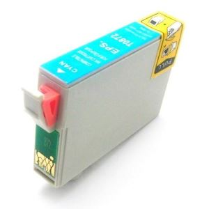 T087220 Ink Cartridge - Epson Remanufactured (Cyan)