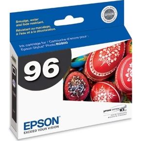 T096120 Ink Cartridge - Epson Genuine OEM (Photo Black)