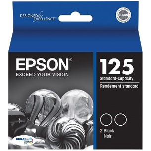 T125120-D2 Ink Cartridge - Epson Genuine OEM (Multipack)