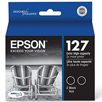 T127120-D2 Ink Cartridge - Epson Genuine OEM (Multipack)