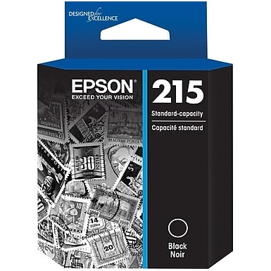 T215120 Ink Cartridge - Epson Genuine OEM (Black)