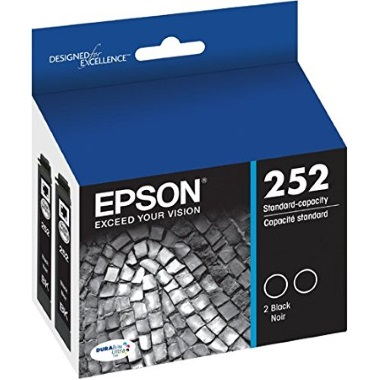 T252120-D2 Ink Cartridge - Epson Genuine OEM (Multipack)