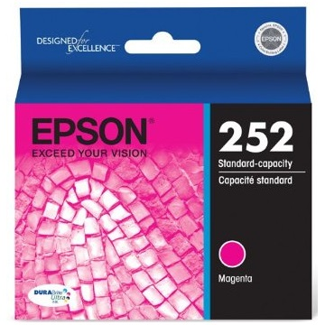 Genuine Epson T252320 Magenta Ink Cartridge