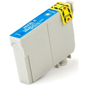 T252XL220 Ink Cartridge - Epson Remanufactured (Cyan)