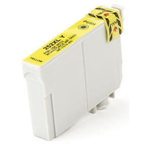 T252XL420 Ink Cartridge - Epson Remanufactured (Yellow)