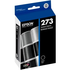 Genuine Epson T273020 Black Ink Cartridge