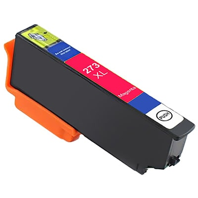 Remanufactured Epson T273XL320 Magenta Ink Cartridge