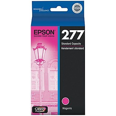 T277320 Ink Cartridge - Epson Genuine OEM (Magenta)