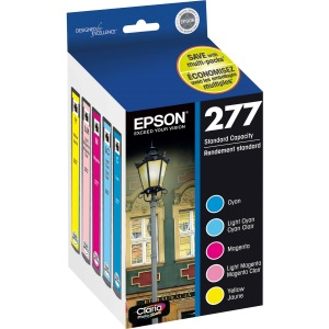 T277920 Ink Cartridge - Epson Genuine OEM (Bundle Pack)