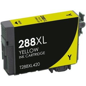 T288XL420 Ink Cartridge - Epson Remanufactured (Yellow)