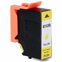 T312XL420 Ink Cartridge - Epson Remanufactured (Yellow)