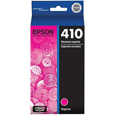 T410320 Ink Cartridge - Epson Genuine OEM (Magenta)
