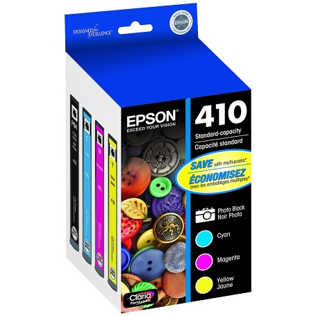 T410520 Ink Cartridge - Epson Genuine OEM (Bundle Pack)