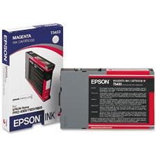 T543300 Ink Cartridge - Epson Genuine OEM (Magenta)