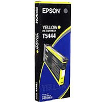 T544400 Ink Cartridge - Epson Genuine OEM (Yellow)