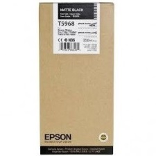 T596800 Ink Cartridge - Epson Genuine OEM (Matte Black)