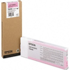 T606600 Ink Cartridge - Epson Genuine OEM (Light Vivid Magenta)