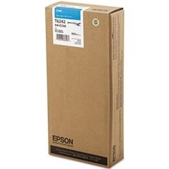 T624500 Ink Cartridge - Epson Genuine OEM (Light Cyan)