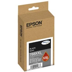 T788XXL120 Ink Cartridge - Epson Genuine OEM (Black)