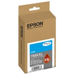 T788XXL220 Ink Cartridge - Epson Genuine OEM (Cyan)