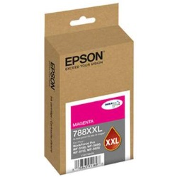 T788XXL320 Ink Cartridge - Epson Genuine OEM (Magenta)