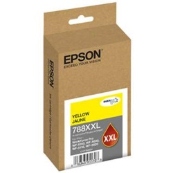 T788XXL420 Ink Cartridge - Epson Genuine OEM (Yellow)