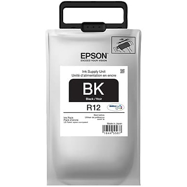 TR12120 Ink Cartridge - Epson Genuine OEM (Black)