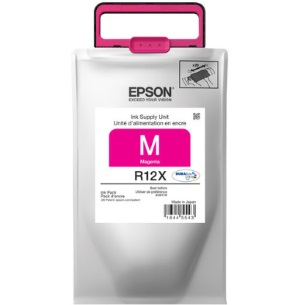 TR12X320 Ink Cartridge - Epson Genuine OEM (Magenta)
