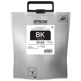 TR14X120 Ink Cartridge - Epson Genuine OEM (Black)