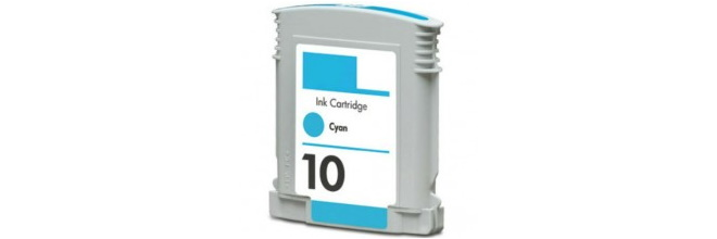 HP 10 Cyan Remanufactured