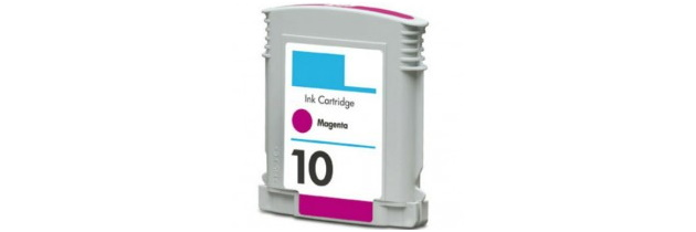 HP 10 Magenta Remanufactured