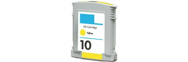HP 10 Yellow Remanufactured