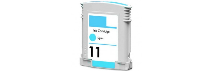 HP 11 Cyan Remanufactured