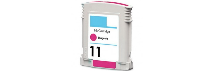 HP 11 Magenta Remanufactured