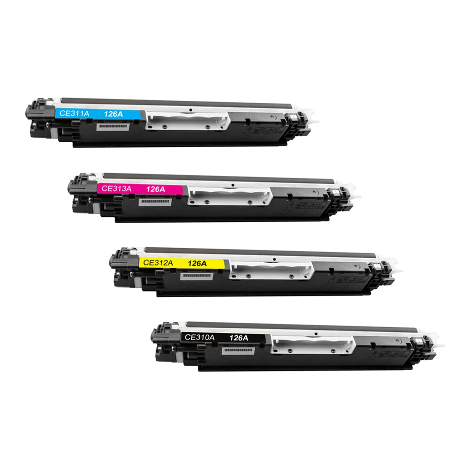 3 PK 126A Cyan Toner Cartridge For HP CE311A LaserJet TopShot Pro M275nw Printer