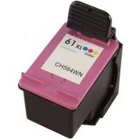 HP 61XL Tricolor Ink Cartridge - HP Remanufactured (Tricolor)