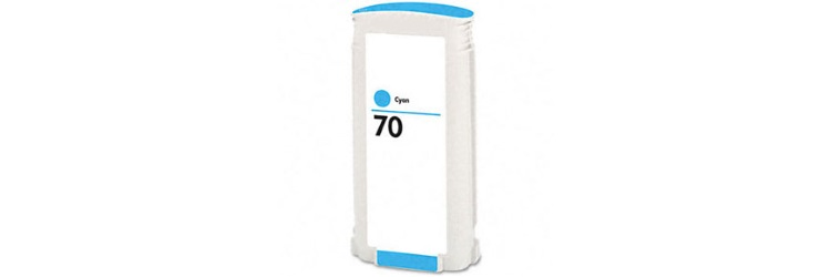 HP 70 Cyan Remanufactured
