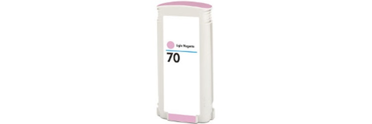 HP 70 Light Magenta Remanufactured