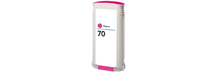 HP 70 Magenta Remanufactured