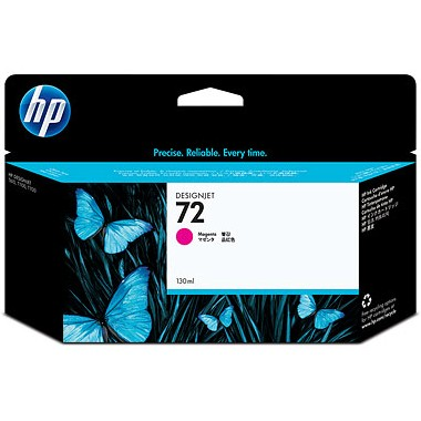 HP 72XL Magenta Ink Cartridge - HP Genuine OEM (Magenta)