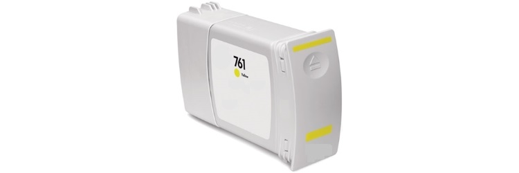 HP 761 Yellow Compatible