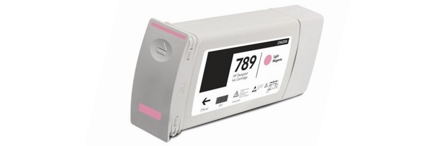 HP 789 Light Magenta Remanufactured