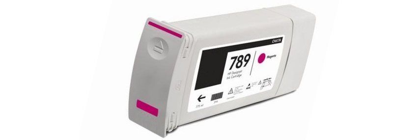 HP 789 Magenta Remanufactured