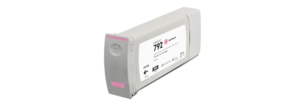 HP 792 Light Magenta Compatible