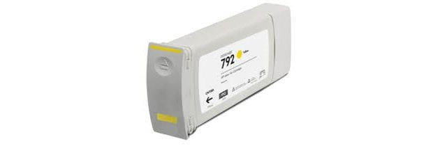 HP 792 Yellow Compatible
